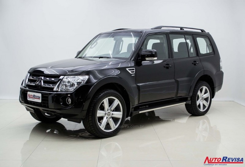 pajero full 3.2 hpe 4x4 16v turbo intercooler diesel 4p automatico 2014 bento goncalves