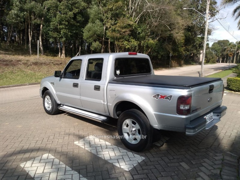 RANGER 2.8 XLS 4X4 CD 8V TURBO INTERCOOLER DIESEL 4P MANUAL - 2005 - CAXIAS DO SUL