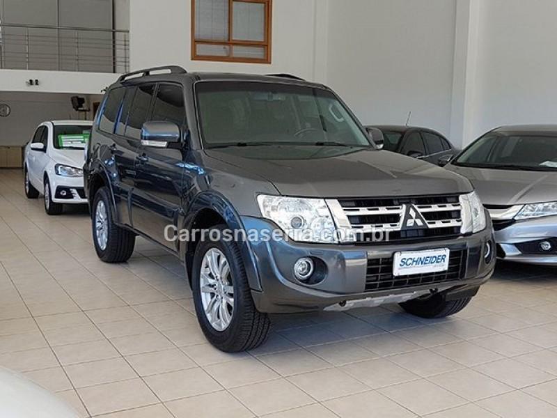 pajero full 3.2 hpe 4x4 16v diesel 4p automatico 2012 nova petropolis