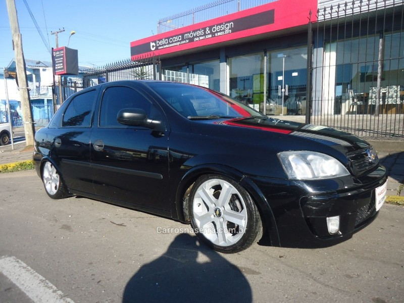 corsa 1.8 mpfi maxx sedan 8v flex 4p manual 2004 caxias do sul