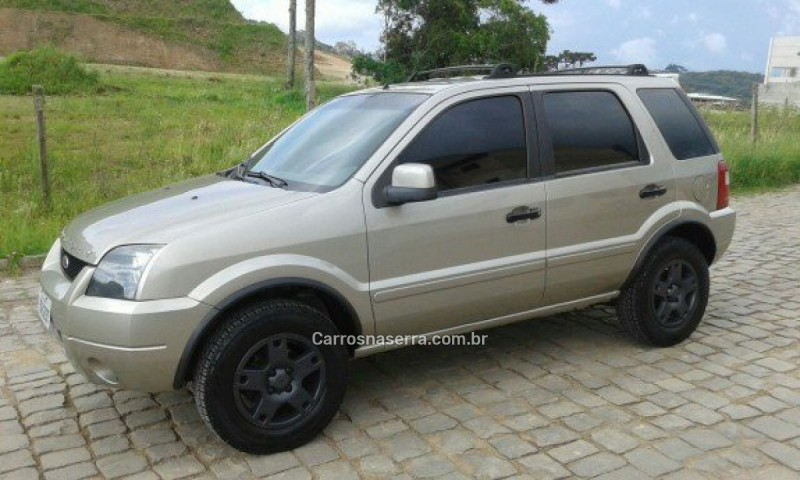 ecosport 2.0 xlt 16v gasolina 4p manual 2005 caxias do sul