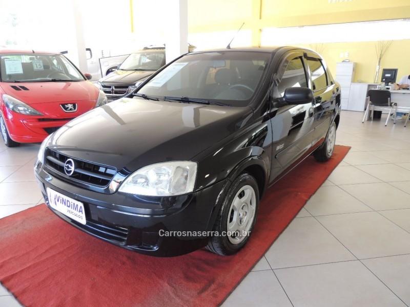 corsa 1.0 mpfi maxx sedan 8v gasolina 4p manual 2005 flores da cunha