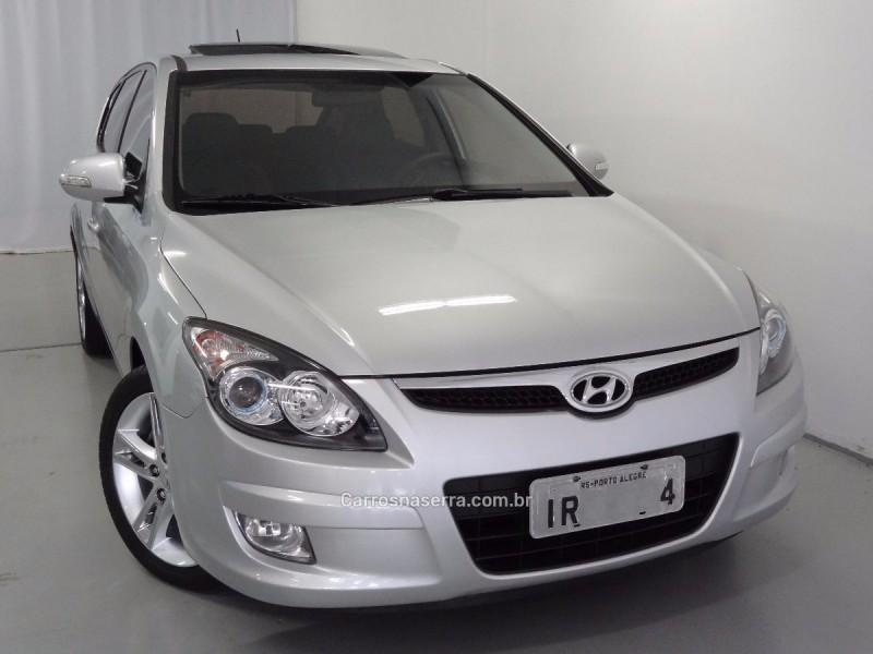 i30 2.0 mpi 16v gasolina 4p automatico 2011 farroupilha