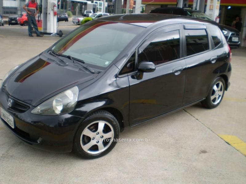 fit 1.4 lxl 8v gasolina 4p automatico 2005 caxias do sul