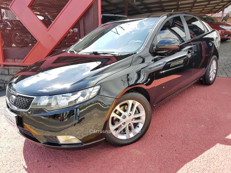 cerato 1.6 ex3 sedan 16v gasolina 4p automatico 2011 farroupilha