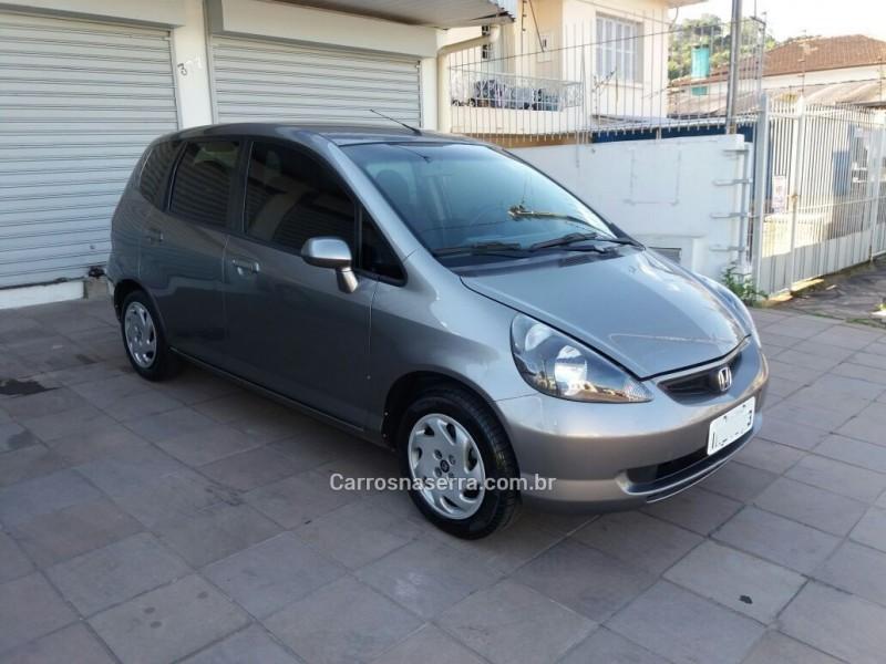 fit 1.4 lx 8v gasolina 4p manual 2005 caxias do sul
