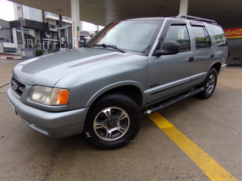 blazer 2.2 mpfi dlx 4x2 8v gasolina 4p manual 1997 caxias do sul