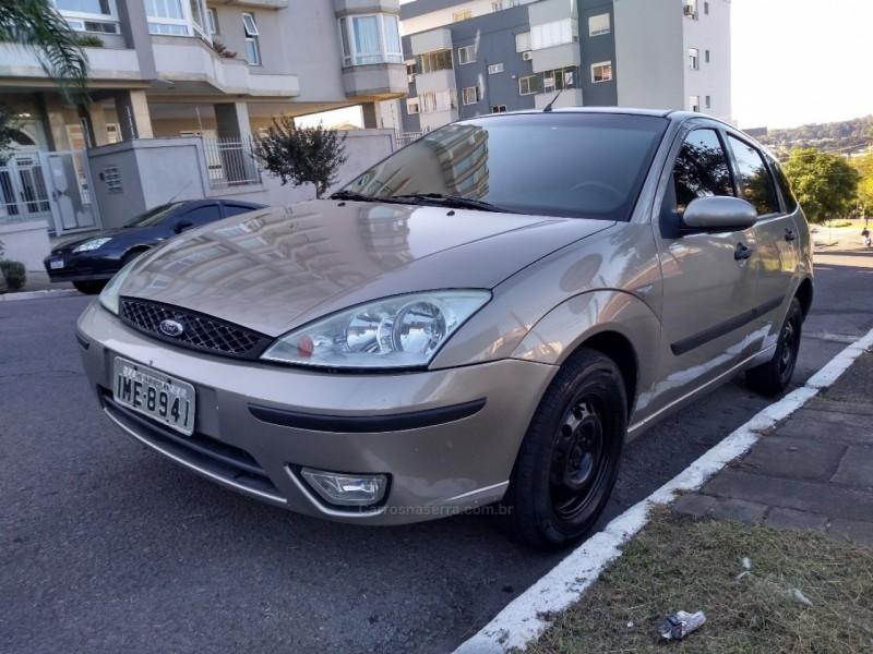focus 1.6 gl 8v gasolina 4p manual 2005 farroupilha