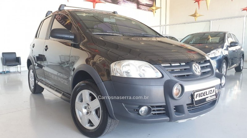 crossfox 1.6 mi flex 8v 4p manual 2008 farroupilha