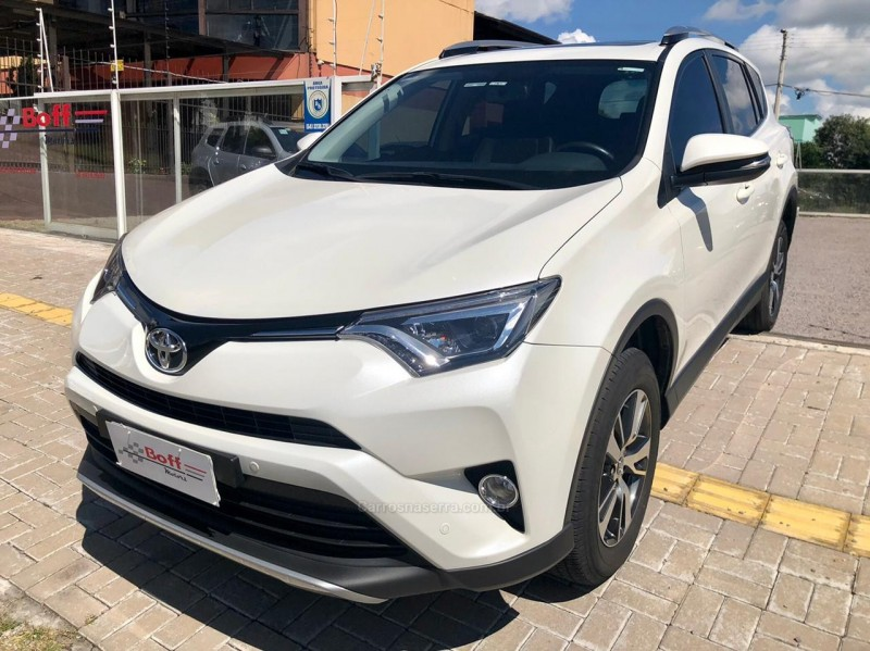 rav4 2.0 top 4x2 16v gasolina 4p automatico 2018 caxias do sul