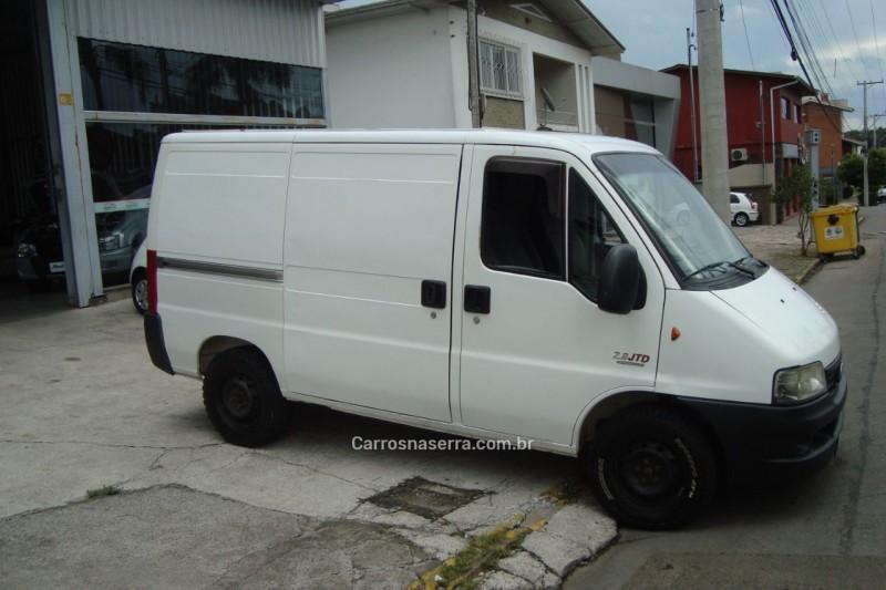 ducato 2.8 cargo 8v turbo diesel 3p manual 2008 flores da cunha