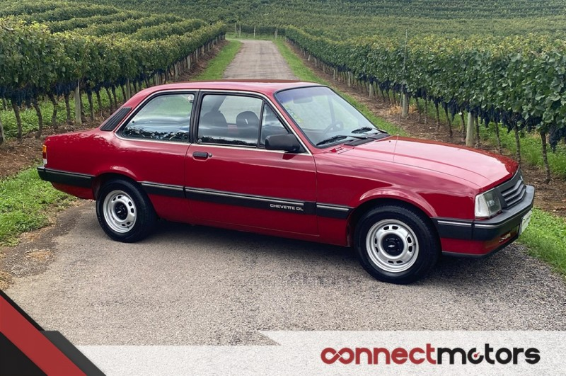 chevette 1.6 dl 8v gasolina 2p manual 1993 bento goncalves