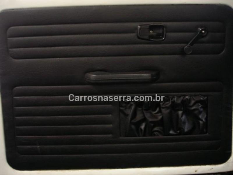 FUSCA 1.3 L 8V GASOLINA 2P MANUAL - 1977 - CAXIAS DO SUL