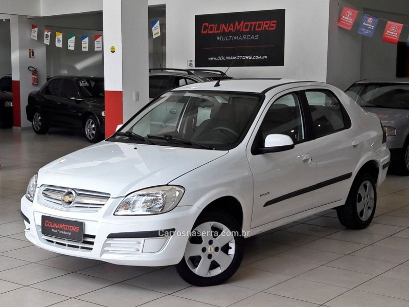 prisma 1.4 mpfi lt 8v flex 4p manual 2011 caxias do sul
