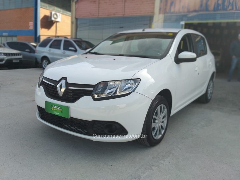 sandero 1.0 expression 16v flex 4p manual 2017 caxias do sul