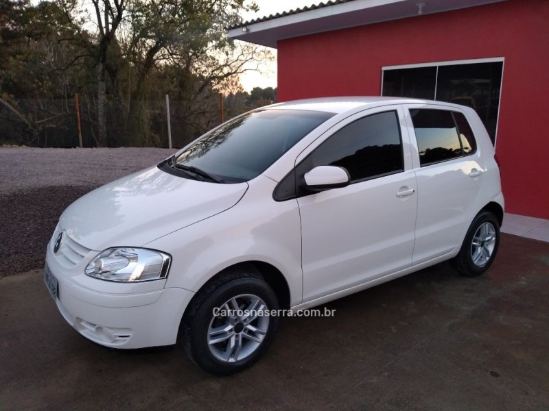 fox 1.0 mi 8v flex 4p manual 2005 caxias do sul