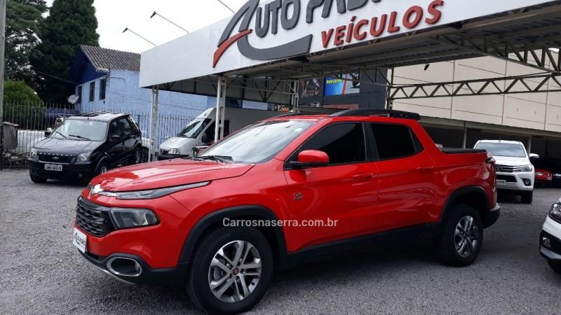 toro 2.0 16v turbo diesel freedom 4wd manual 2017 caxias do sul