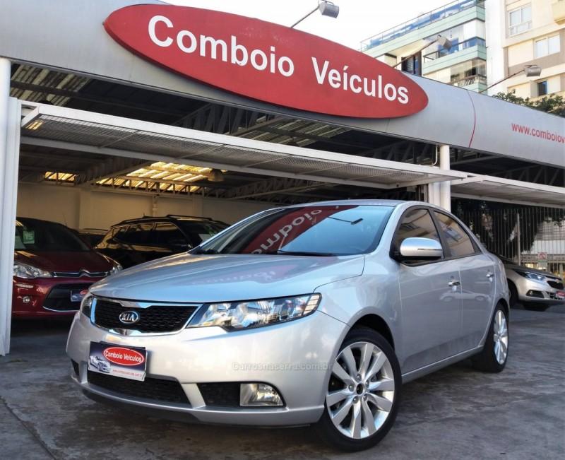 cerato 1.6 sx3 16v gasolina 4p automatico 2012 caxias do sul