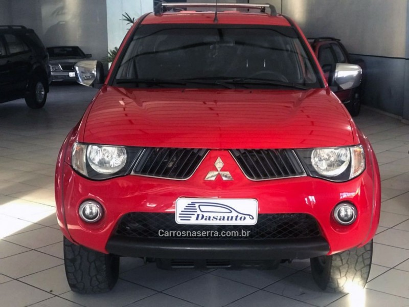 l200 triton 3.2 hpe 4x4 cd 16v turbo intercooler diesel 4p automatico 2009 caxias do sul