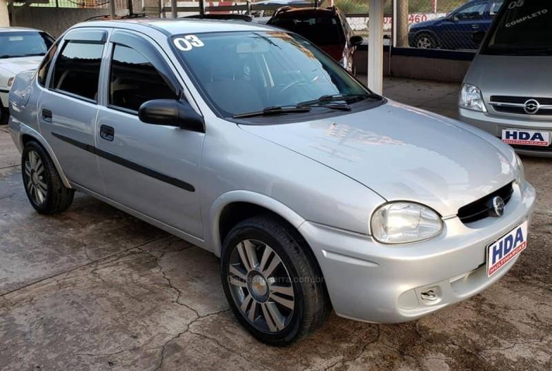 corsa 1.0 mpfi classic 8v gasolina 4p manual 2003 caxias do sul