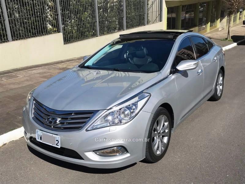 azera 3.0 mpfi gls v6 24v gasolina 4p automatico 2013 farroupilha