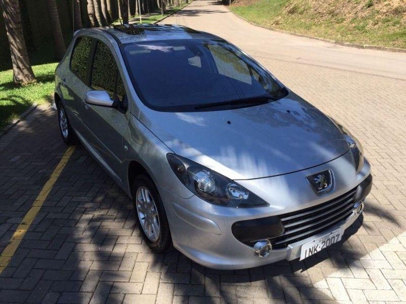 307 2.0 feline 16v gasolina 4p automatico 2007 caxias do sul
