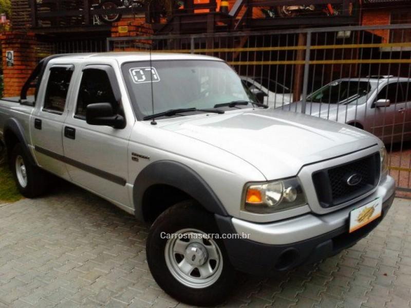 ranger 3.0 xls 4x2 cd 16v turbo eletronic diesel 4p manual 2007 caxias do sul