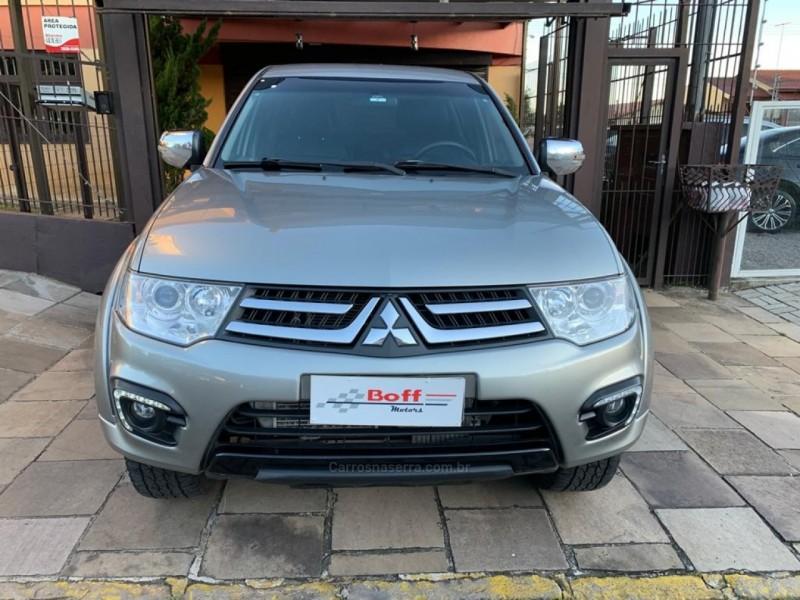 l200 triton 3.2 hpe 4x4 cd 16v turbo intercooler diesel 4p automatico 2017 caxias do sul