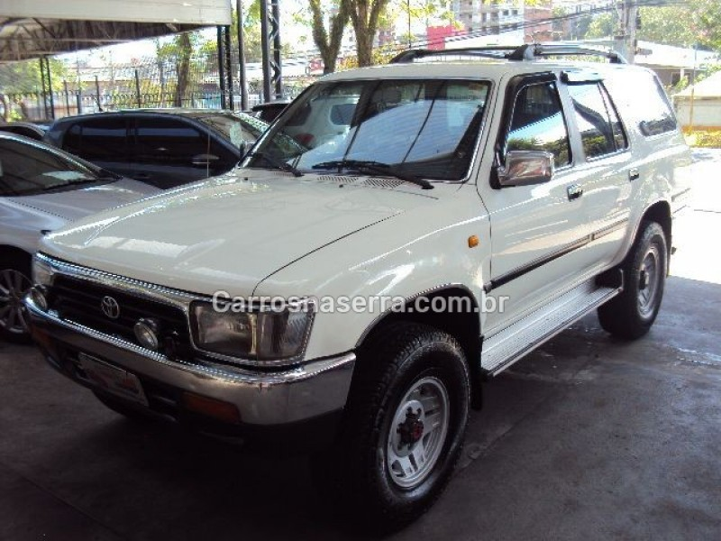 hilux sw4 2.8 4x4 8v diesel 4p manual 1995 caxias do sul