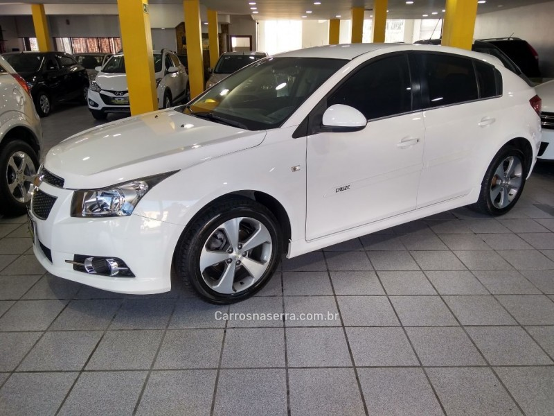 cruze 1.8 lt sport6 16v flex 4p manual 2014 caxias do sul