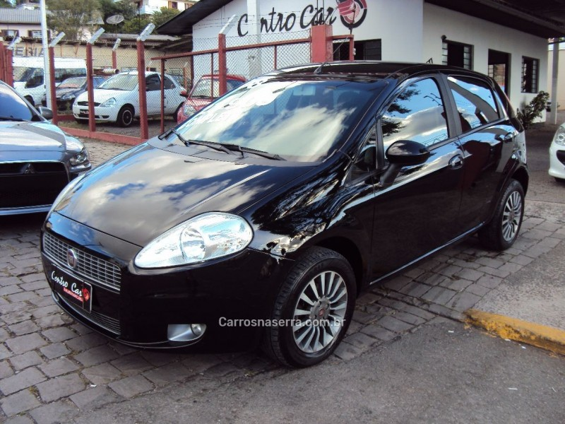 punto 1.4 elx 8v flex 4p manual 2008 caxias do sul
