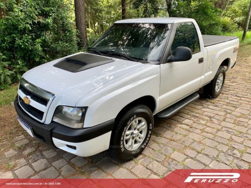 s10 2.8 4x4 cs 12v turbo intercooler diesel 2p manual 2002 nova prata