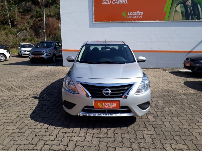 versa 1.6 16v flex sl 4p xtronic 2018 caxias do sul