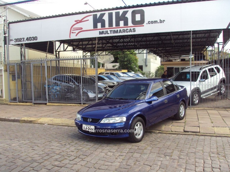 vectra 2.0 mpfi gl 8v gasolina 4p manual 2001 caxias do sul