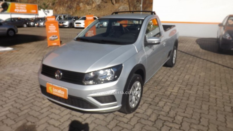 saveiro 1.6 mi trendline cd 8v flex 2p manual 2019 caxias do sul