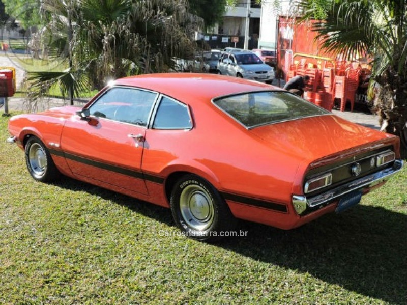 MAVERICK 5.0 GT COUPÉ V8 16V GASOLINA 2P MANUAL - 1974 - SãO MARCOS