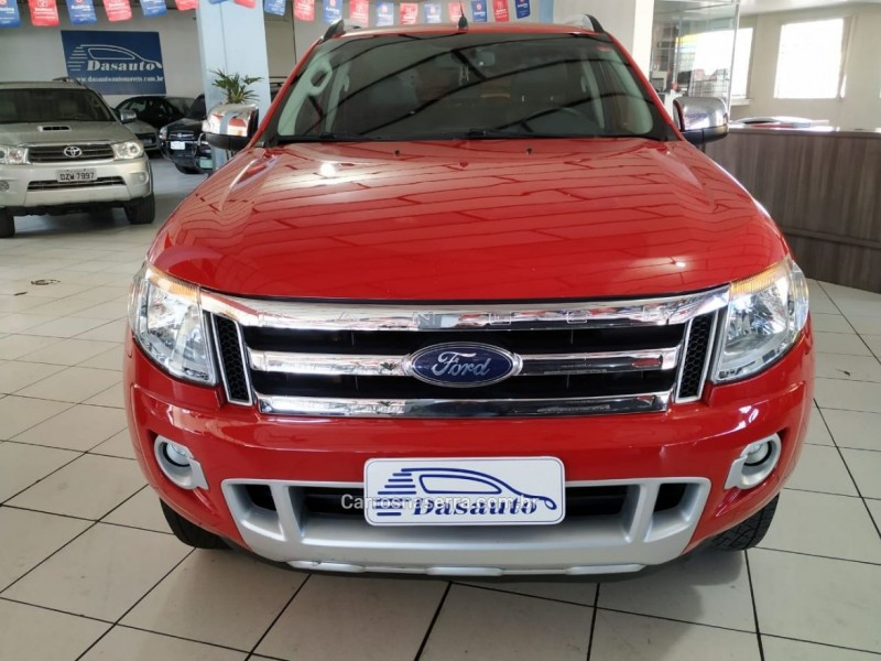 ranger 2.5 limited 4x2 cd 16v flex 4p manual 2014 caxias do sul
