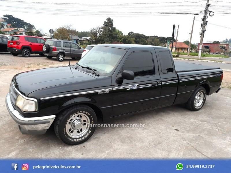 ranger 4.0 stx 4x2 ce v6 12v gasolina 2p manual 1995 bento goncalves