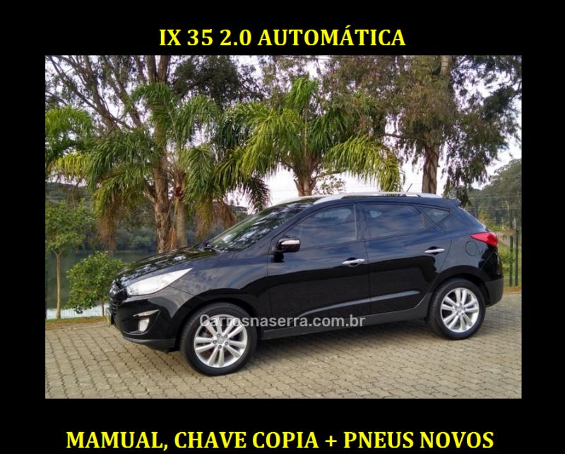 ix35 2.0 mpi 4x2 16v gasolina 4p automatico 2011 caxias do sul