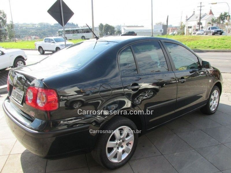 polo 1.6 mi 8v flex 4p manual 2009 bento goncalves
