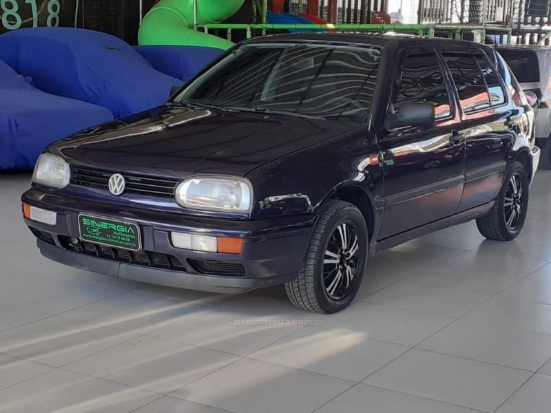 golf 1.8 mi gl 8v gasolina 4p manual 1995 caxias do sul