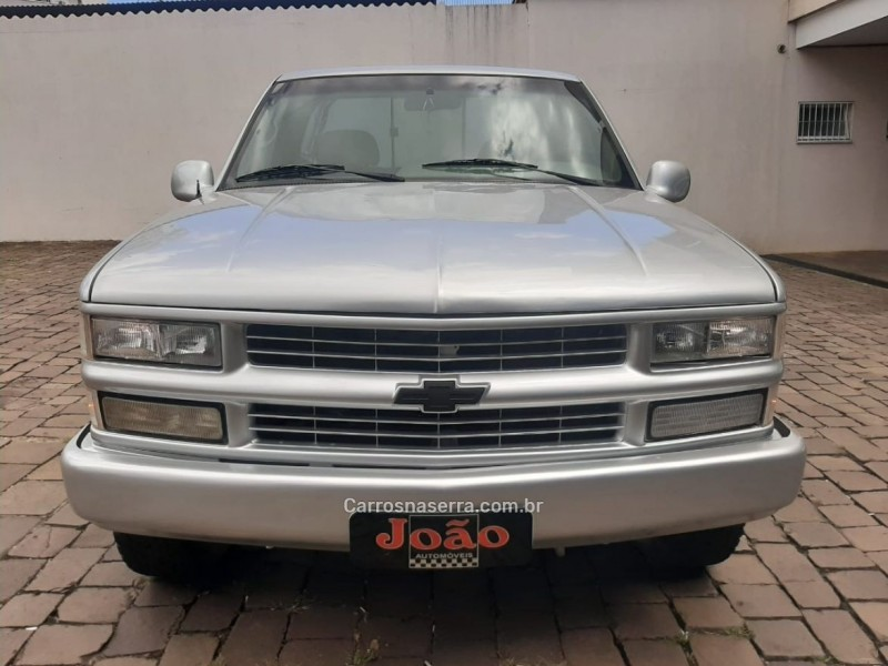 silverado 4.2 4x2 cs 18v turbo intercooler diesel 2p manual 1997 casca