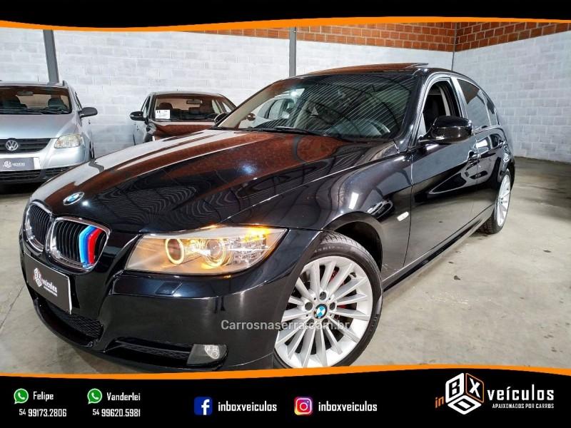 320i 2.0 top 16v gasolina 4p automatico 2011 gramado