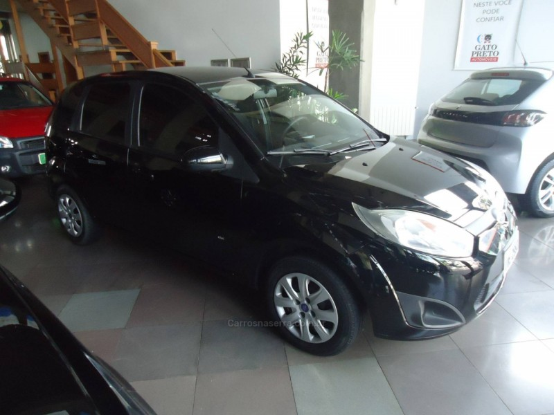 fiesta 1.6 rocam se 8v flex 4p manual 2014 caxias do sul
