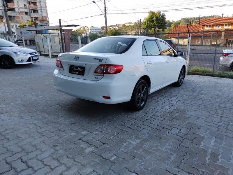 COROLLA 2.0 XEI 16V FLEX 4P AUTOMÁTICO - 2012 - BENTO GONçALVES