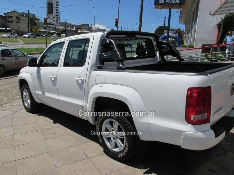 amarok 2.0 trendline 4x4 cd 16v turbo intercooler diesel 4p manual 2012 bento goncalves