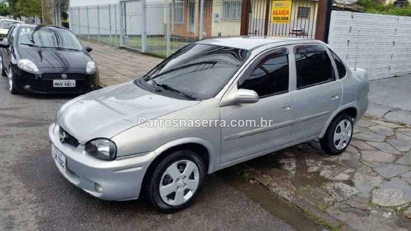 corsa 1.0 mpfi sedan 8v gasolina 4p manual 2004 caxias do sul