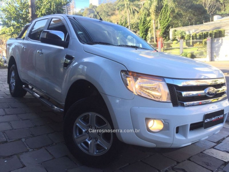 ranger 3.2 xls 4x4 cd 20v diesel 4p manual 2015 caxias do sul