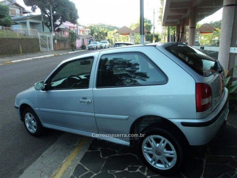gol 1.0 mi city 8v flex 2p manual 2005 sao pedro da serra