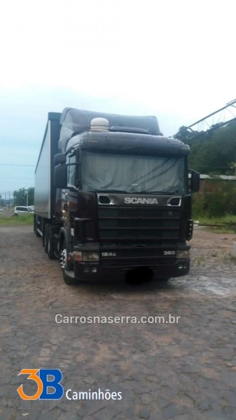 R-124 LA 360 6X2 - 2000 - SãO SEBASTIãO DO CAí